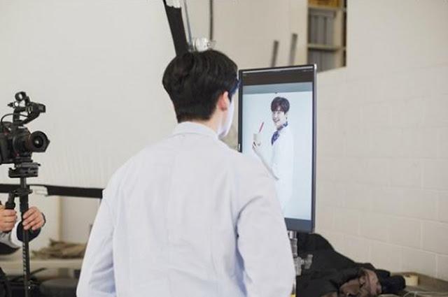 李鍾碩-代言貢茶-拍攝新廣告-花絮