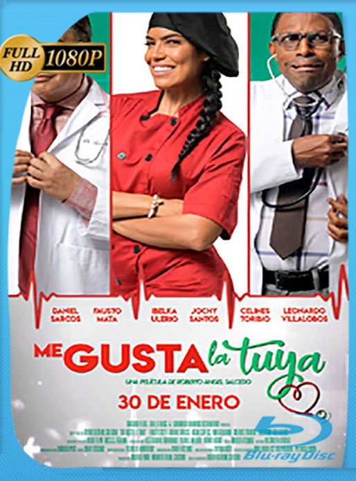 Me Gusta la Tuya (2020) 1080p WEB-DL Latino [Google Drive] Tomyly