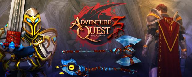 لعبة-AdventureQuest-3D-للآيفون
