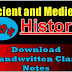 Ankur Yadav Medieval Indian History Hand Written pdf Notes Download