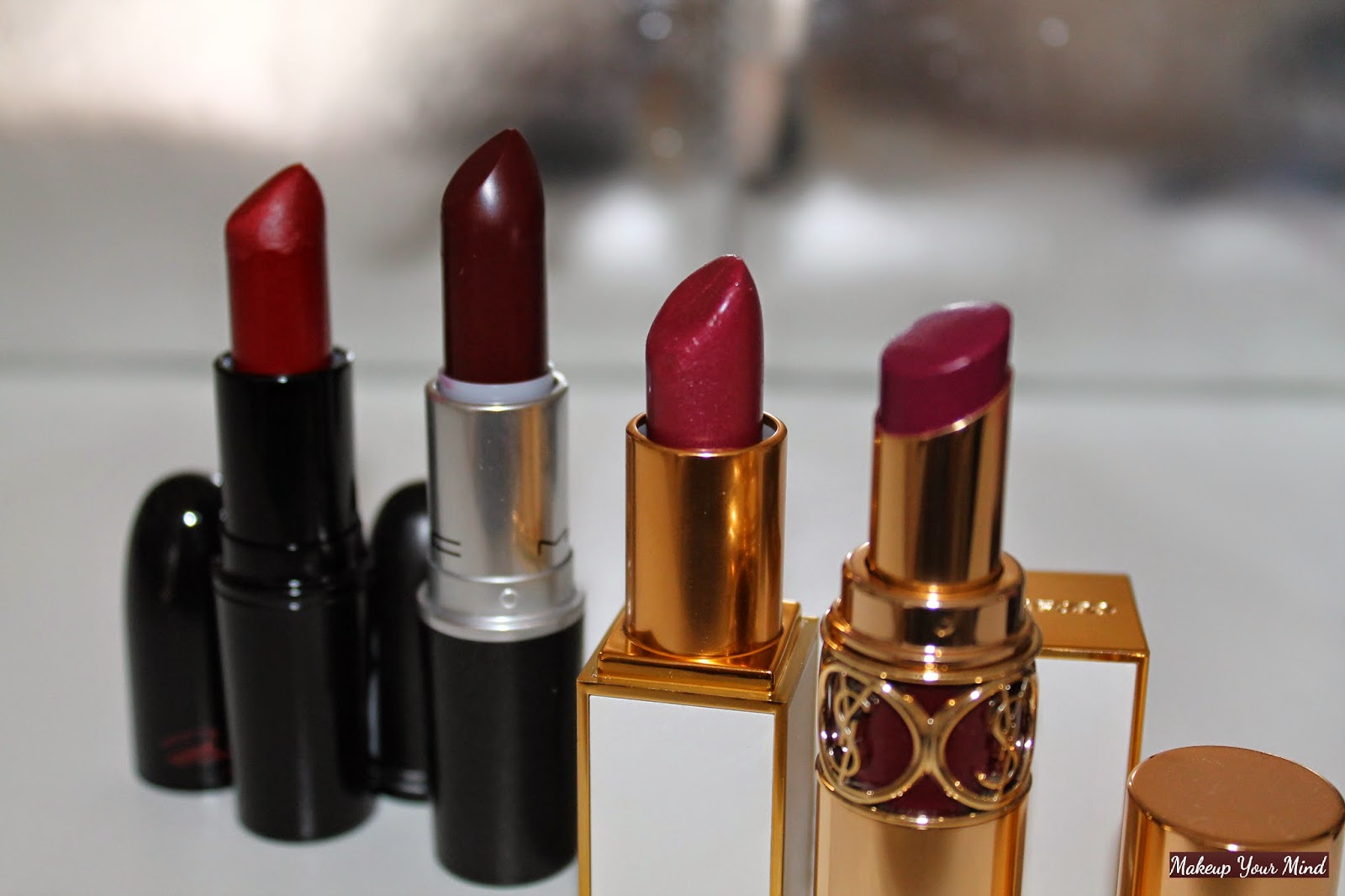 Makeup Your Mind Vampy Lips Mac Quot Sin Quot Lipstick And Some