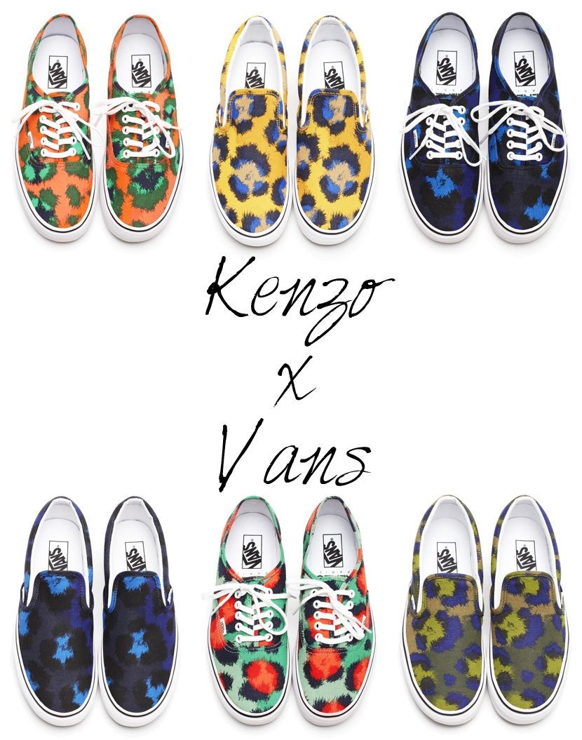 Newsflash; Vans x Kenzo by La Vie Fleurit !!! Fashion, Accessories, Sneakers, Flats, Sportive, Kenzo, Vans, Collaboration, Shoes, Brands, Brand, Collection, Design, Must Have, Wish List, Spring/Summer, Spring, Summer,