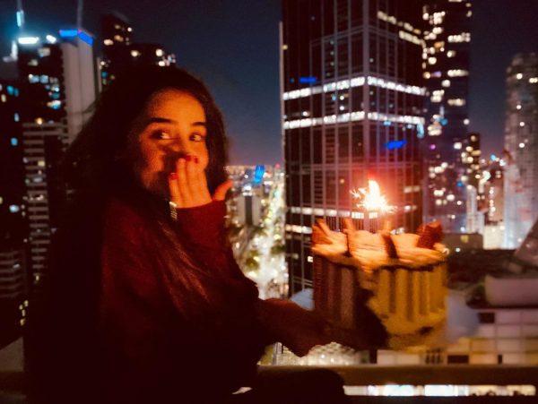 Saniya Shamshad Birthday Celebration Pictures