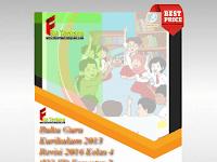 Buku Guru Kurikulum 2013 Revisi 2016 Kelas 4 (IV) SD Semester 2