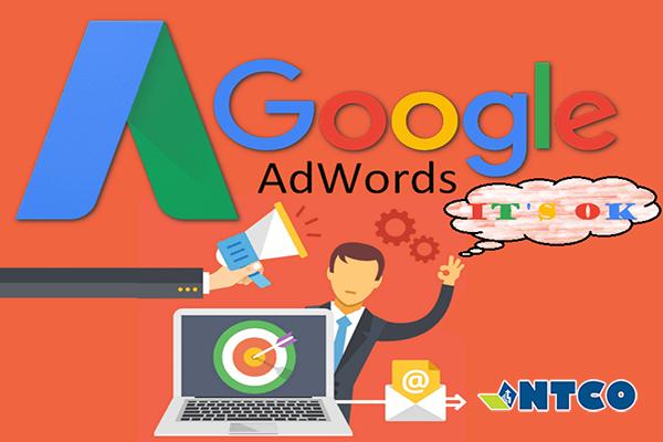 chay quang cao google adwords