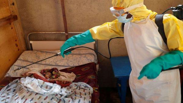Reportan más de 400 muertes por ébola en la RD del Congo