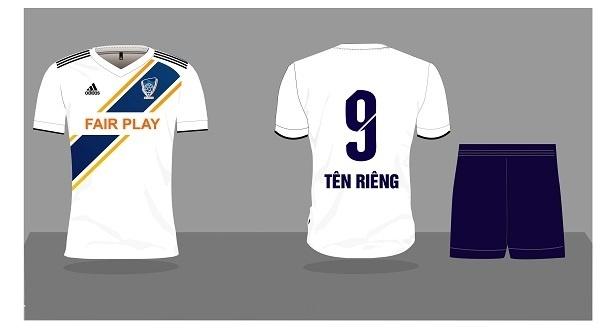 Mẫu đồng phục bóng đá 8