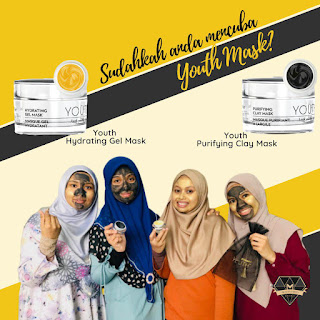 promosi youth mask shaklee oktober 2019