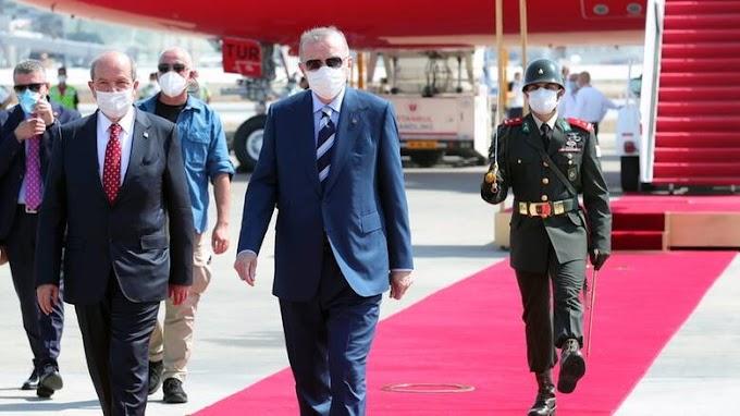 Πρόκληση Ερντογάν στα Κατεχόμενα - Ανοίγει την Αμμόχωστο