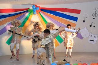 Festival de Arte e Cultura na Escola 2019 é realizado na 4ª GRE