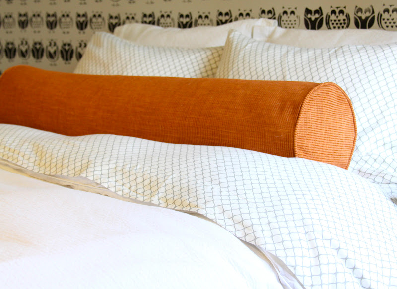 Woven Home: Extra Long Lumbar Pillow