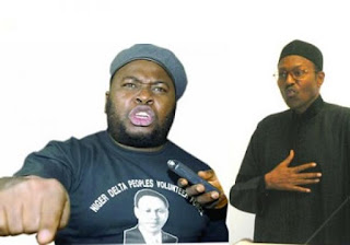 Asari Dokubo -You can't detain Nnamdi Kanu