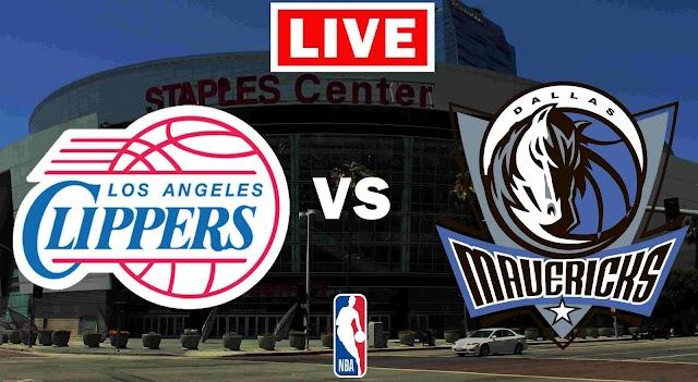 EN VIVO | Los Angeles Clippers vs. Dallas Mavericks, Playoffs de la NBA ¿Dónde ver el partido online gratis en internet?