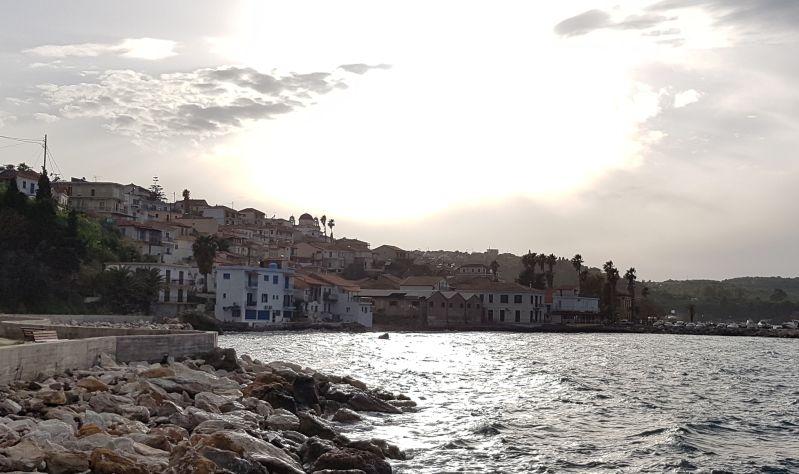 Koróni auf dem Peloponnes
