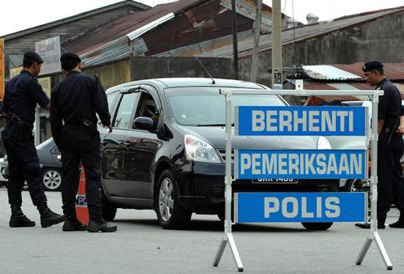 Kawalan Rentas Daerah Di Sabah Bermula 3 Oktober Sehingga 16 Oktober 2020