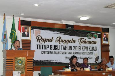 RAT KPN KUAD Tutup Tahun 2019