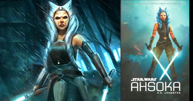 Recenzja: Star Wars: Ahsoka - Emily Kate Johnston + KONKURS