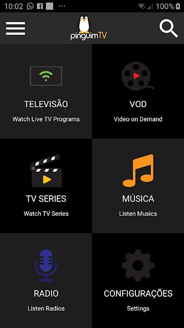 تحميل تطبيق pinguim Tv لمشاهدة القنوات المشفرة بجودة رائعة و بدون تقطيع
