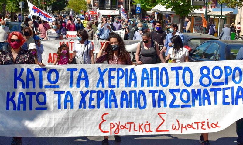 Προσπάθεια φίμωσης από τη Δημοτική Αρχή Αλεξανδρούπολης καταγγέλλουν εργατικά σωματεία