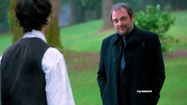 Crowley Saved His Son