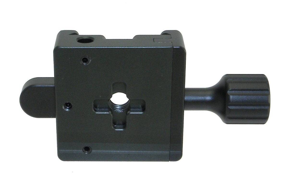 Desmond DACH-01 50mm Handle QR Clamp bottom