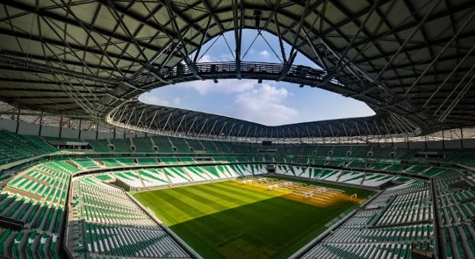 Education City Stadium FIFA CUP QATAR