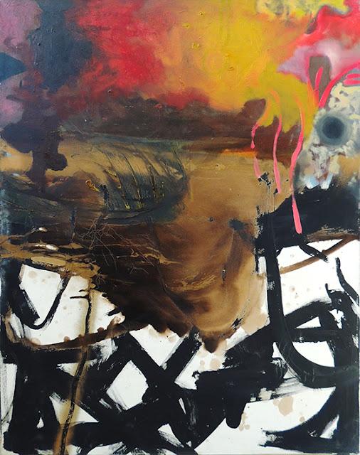 Pascó i Ticó obra expresionista abstracta
