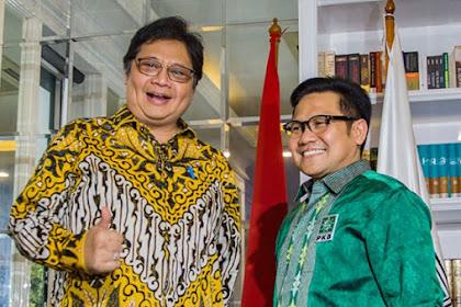 PKB dan Golkar Berpotensi Merapat ke Prabowo-Sandi