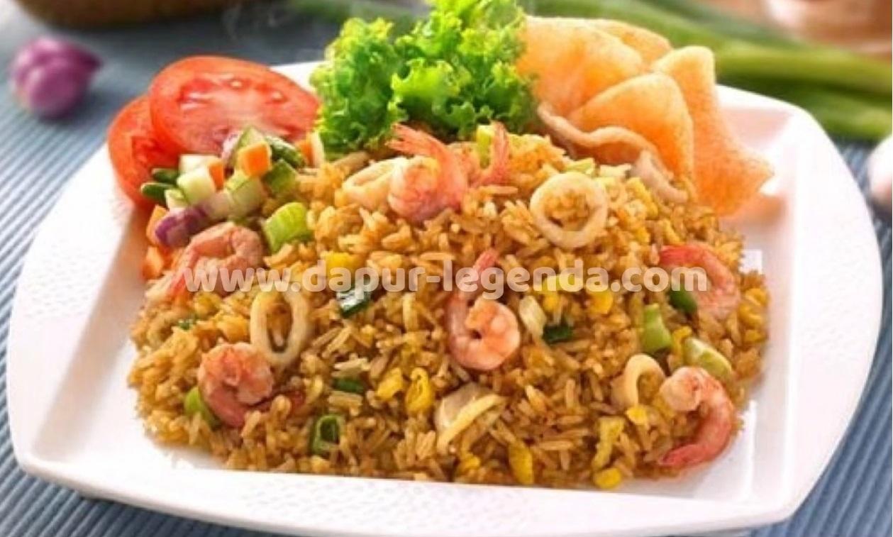 Resep dan Cara Membuat Nasi Goreng Spesial ala Restoran