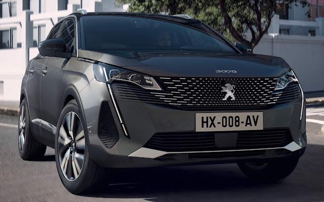 Novo Peugeot 3008 2021: fotos oficiais e vídeo revelados