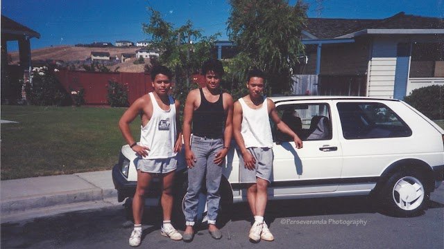80's Throwback: Rudy, JF & Vince
