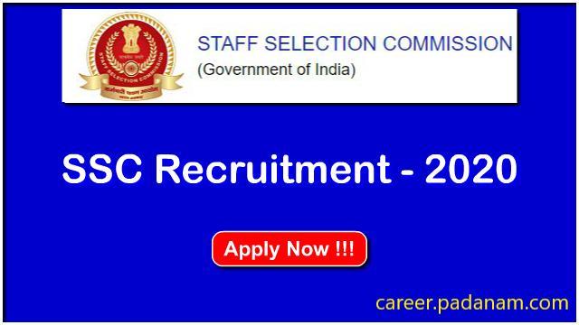 ssc-recruitment-2020-apply-online