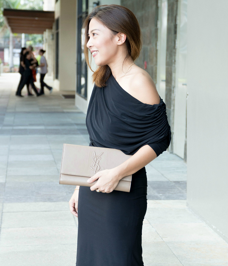 moderate price fresh styles cute YSL Belle de Jour Clutch Bag Review | Stored and Adored