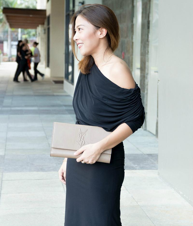 3c94e25ccb YSL Belle de Jour Clutch Bag Review