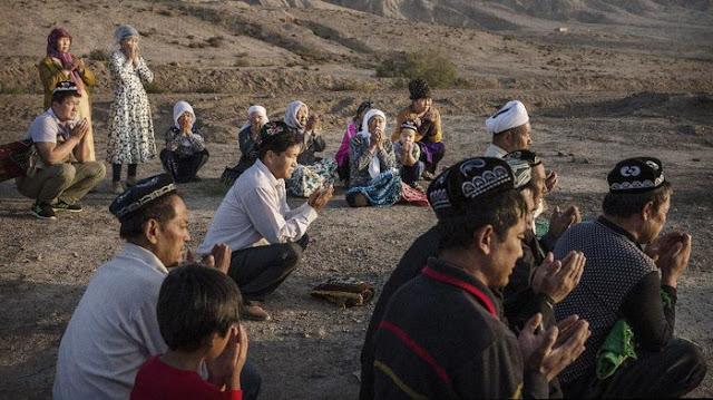 Astagfirullah, Ribuan Masjid di Xinjiang China Dihancurkan