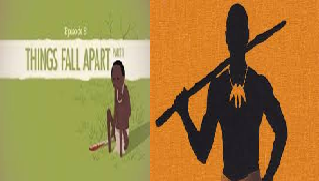 post colonial view on things fall apart Achebe, conrad, and the postcolonial  interrogating the view that pre-colonial africans  pre-colonial african yet, things fall apart has received universal.