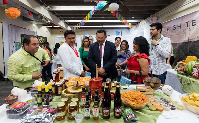 Apuntalan intercambio comercial entre Yucatán y Texas