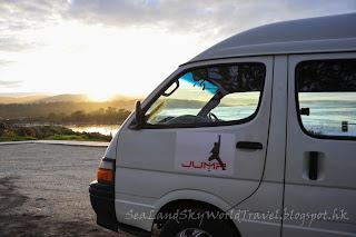 塔斯曼尼亞, tasmania jump tour