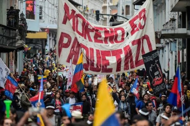 Ontem, Equador. Hoje, Chile. Amanhã, Brasil?