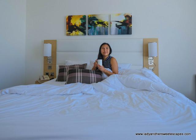Premier Inn hotel room review