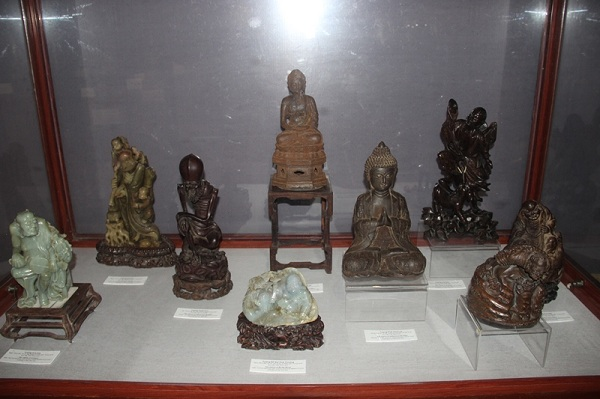 những pho tượng Phật cổ