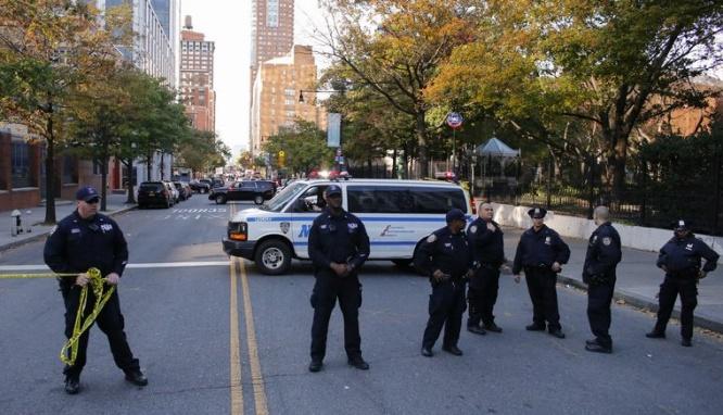 New York après l'attaque