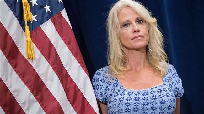 Kellyanne Conway gives up protection by the United States Secret Service (USSS)