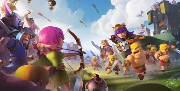 game clash of clans android
