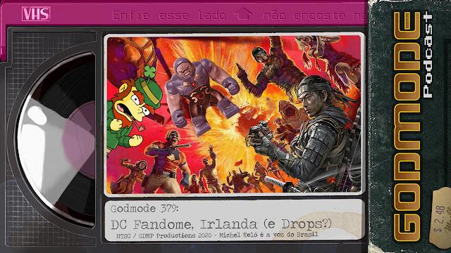 GODMODE 379 - DROPS