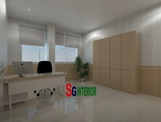 Desain Interior Kantor Pabrik Cikarang