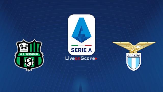 بث مباشر مباراة لاتسيو وساسولو اليوم 11-7-2020 الدوري الإيطالي