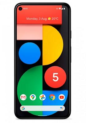 Google-Pixel-5-Disply-6-inch