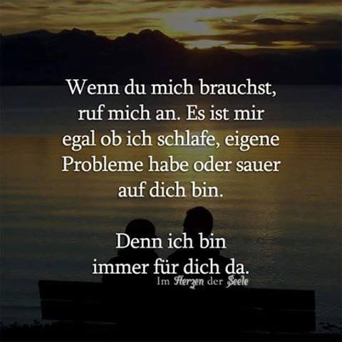 für jemanden da sein - German for all Deutsch für alle