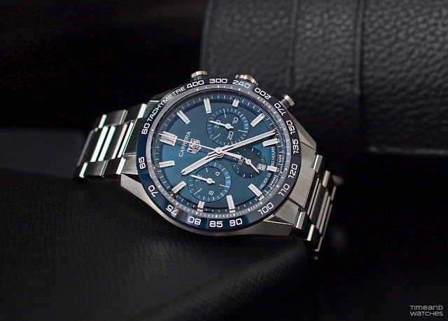 TAG Heuer Carrera Sport Chronograph 44 mm Heuer 02 Automatic